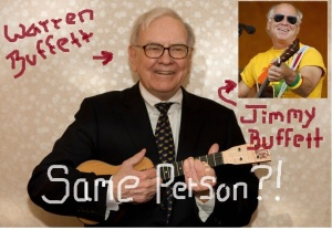 warren and jimmy buffet
