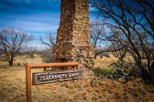 Blacksmith's ruins