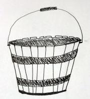 bucket drawing
